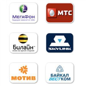 Операторы сотовой связи Подосиновца